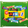 085 - MINIS-Snickers,Mars,Twix, Bounty,Milky way 400g
