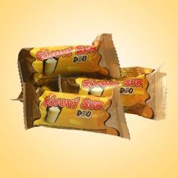 DUO MINI Szójababos csoki 28db x 25g, 700g