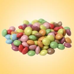 tejcsokoládé drazsé cukor bevonóval 500 g