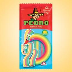 PEDRO Tutti Frutti pálca 85g/18 db