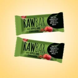 RawBar almás fahéjas csoki 25dbx18g